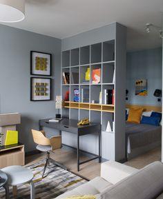 60 Trendy Home Diy Apartment Bookshelves Small Bedroom Designs, Small Room Design, Kids Room Design, Home Design, Interior Design, Bedroom Small, Trendy Bedroom, Master Bedrooms, Small Rooms