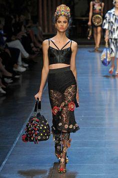 Dolce & Gabbana PRIMAVERA-VERÃO 2016