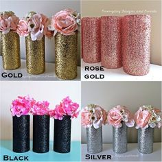 Items similar to gold wedding centerpiece wedding decoration pink gold first birthday wedding favor pink and gold baby shower birthday gold vase on Etsy Gold Wedding Centerpieces, Bridal Shower Centerpieces, Centerpiece Decorations, Wedding Decorations, Princess Centerpieces, Decor Wedding, Wedding Favors, Anniversary Centerpieces, Bridal Shower Tables