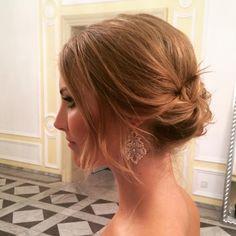 ❤️#lovehair #hair #haare #hairupdo #hairstyle #hairstyling #hairstylist #bride…