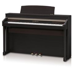 The #Kawai CA97 Digital Piano is one of the finest digital instruments in its class. Utilizing an advanced soundboard speaker system and Shigeru Kawai Grand Piano sound sampling, this instrument is a perfect choice for those who want the best of the digital and acoustic piano worlds.
