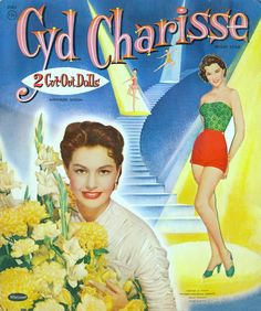 Cyd Charisse 1956