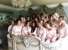 Carlin with her bridesmaids Tori Bates, Whitney Bates, Duggar Family Blog, Bates Family Blog, Carlin Bates, Katie Jackson, Duggar Wedding, Shane Harper, 19 Kids