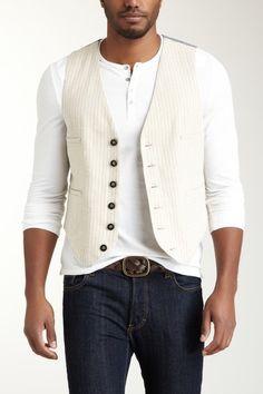 Pattern Vest