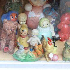 Vintage Soviet toys of my childhood
