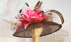 Kentuky Derby Kentucky Hats Designer Fascinator