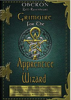 Grimoire for the Apprentice Wizard eBook