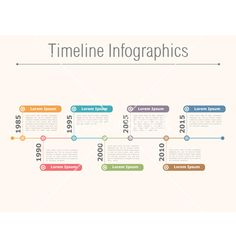 Timeline+infographics+vector+3433967+-+by+_human on VectorStock®