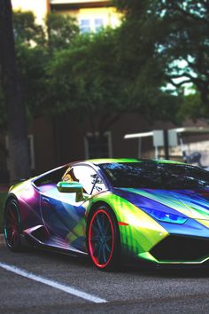 thelavishsociety:  Crazy Lamborghini Huracan by Nick Kreskai | LVSH