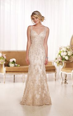 Wedding Dresses | Open Back Wedding Dresses | Essense of Australia #Essense #weddingdress