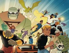 When the adventurous and inquisitive Jonny Quest and his adoptive brother Hadji make a startling discovery in the swamplands of Florida, they are pulled into an epic struggle between the Space Rangers