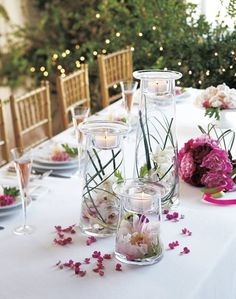 Ihre Hochzeit, eine Geburtstagsfeier, Taufe oder Erstkommunion - mit dieser Deko wird jede Feier ein Erfolg Partylite, Table Decorations, Furniture, Home Decor, Wedding Ideas, Products, Birthday Celebrations, Wedding, First Communion