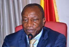 GUINÉE: LE PRÉSIDENT CONDÉ OUVRE DES NÉGOCIATIONS AVEC L'OPPOSITION