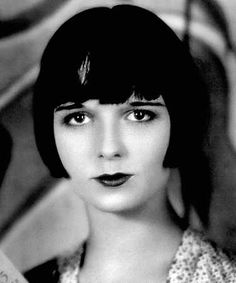 1920's actress Louise Brooks