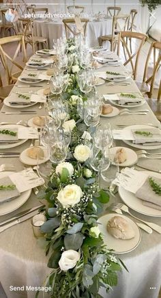 Decoration for the dream wedding - these table centers are simply beautiful - Brides maid luncheon - Floral Wedding, Diy Wedding, Wedding Bouquets, Wedding Ceremony, Rustic Wedding, Wedding Flowers, Dream Wedding, Wedding Tables, Elegant Wedding