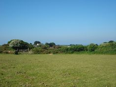 Family run campsite and caravan park in quiet hamlet near to Ashton, Cornwall, peaceful place, beautiful views, spacious pitches in 8 acres of stunning countryside.