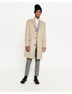 classic-cut-coat-details by zara. #dress #fashion #trends #onlineshopping #shoptagr