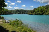 Green Lakes State Park-Manlius, NY- so many fantastic undergrad memories :)