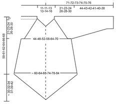 """Túnica de punto DROPS con raglán y franjas, tejida de arriba para abajo, en """"Nepal"""". Talla: S – XXXL. Patrón gratuito de DROPS Design."""