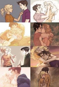 percabeth is goals Percy Jackson Annabeth Chase, Percy Jackson Ships, Percy Jackson Fan Art, Percy And Annabeth, Percy Jackson Books, Percy Jackson Fandom, Rick Riordan Series, Rick Riordan Books, Percabeth