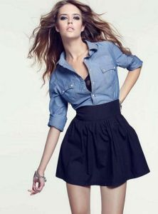 Que falda me pongo- http://estaesmimoda.com/que-falda-me-pongo-3/ #estaesmimoda #faldas