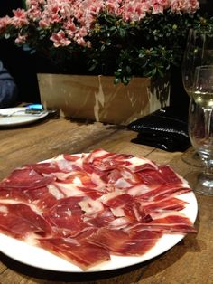 Jamon! LAREDO restaurant in Madrid