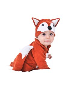 baby fox infant toddler costume this charming baby fox costume for infants is perfect for little ones who love to embrac
