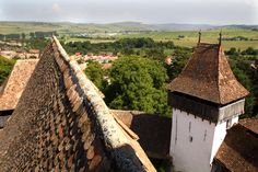 Viscri Village, Transylvania, Romania Transylvania Romania, Places To Visit, Building, Travel, Sweet, Viajes, Buildings, Destinations, Traveling