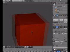 Tutorial Blender 3D 2.5 - Corso di base - 74: animazioni Edit Mode: Vertex Keys Shape Keys - 2 - #Action #Animazioni #Blender #CorsoBlender #DopeSheet #LezioniBlender #MotionBlur #Redbaron85 #ShapeKey #Videotutorial http://wp.me/p7r4xK-d6