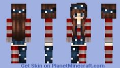 Happeh 4th ;> Minecraft Skin
