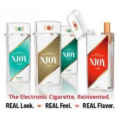 NJOY Electronic Ecigarette NJOY King Free Sample (enter coupon code TRYKING in the cart)