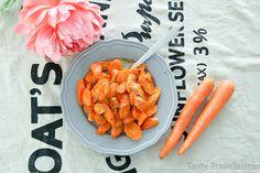Hunaja-rakuunaporkkanat - Tasty Travelissimo Special Recipes, Carrots, Tasty, Vegetables, Food, Veggies, Essen, Vegetable Recipes, Yemek