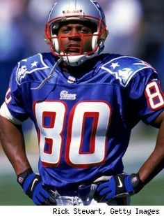 Troy Brown..congratulaltions on election to the Patriots Hall of Fame!