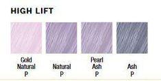 ' Kenra Permanent + Demi-Permanent + Hair Color + BLONDES + Bleach + Toners ' --