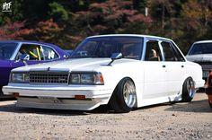 Toyota Mark II by hightopfade, via Flickr