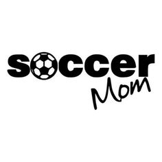 Soccer Mom 49 Decal Sticker BallzBeatz . com