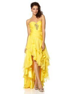 a73abe48039 A stunning full length dress in chiffon by Dynasty