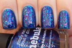 Picture Polish Collaboration Polishes from 2015 Spam Madonna The Immaculate Collection, Snowflake Nail Art, Picture Polish, Love My Job, Nail File, My Nails, Nail Polish, Glitter, Spam