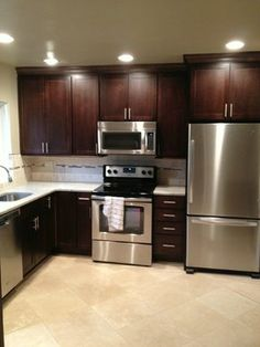 L Shape Kitchen Layout Ideas Dishwasher Next To Fridge on