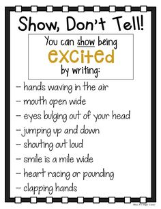 Show Don't Tell Charts - Working with Graphs as well as Topographical Road directions Creative Writing Tips, Book Writing Tips, English Writing Skills, Writing Strategies, Narrative Writing, Writing Words, Writing Lessons, Writing Workshop, Teaching Writing