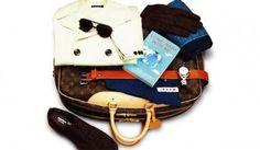 Como dobrar as roupas para arrumar mala de viagem ( Foto: Divulgação)