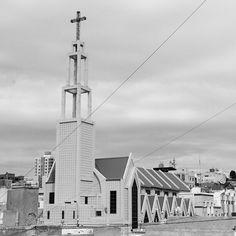 Catedral Comodoro Rivadavia, Chubut.