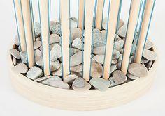 The Stone Pad by Ryu Yamamoto and Leonardo Amico