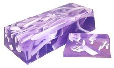 Purple Texas Dewberry Soap