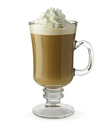 An Irish #Coffee with #Truvia Natural Sweetener #recipe to warm you up this November.