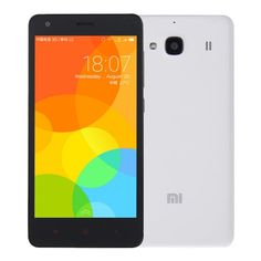 [$95.00] Xiaomi Redmi2 4.7 inch IPS Screen MIUI 6(Android OS v4.4) Smart Phone, MSM8916 Quad Core 1.2GHz, RAM: 1GB ROM: 8GB, Dual SIM, FDD-LTE & WCDMA & GSM Network(White)