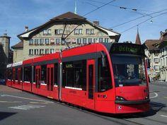 Bern-ModernTram