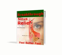Are you sick of looking for a sinus remedy that actually works?