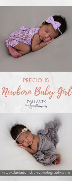 Newborn Baby Girl Photography Dallas TX- Precious in Purple Baby Girl Photos- Dani Adams Barry Photography Baby Girl Portraits, Baby Girl Photos, Cute Baby Pictures, Post Pregnancy, Pregnancy Workout, Newborn Family Pictures, Baby Girl Photography, Purple Baby, Pregnant Diet