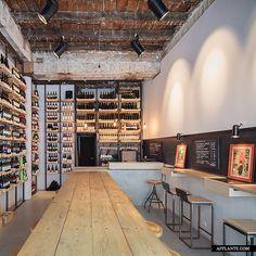 BvS Wine Traders // Beros & Abdul Architects   Afflante.com